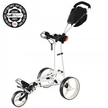 Big Max Autofold FF Golftrolley weiss/weiss/black - GC00607730